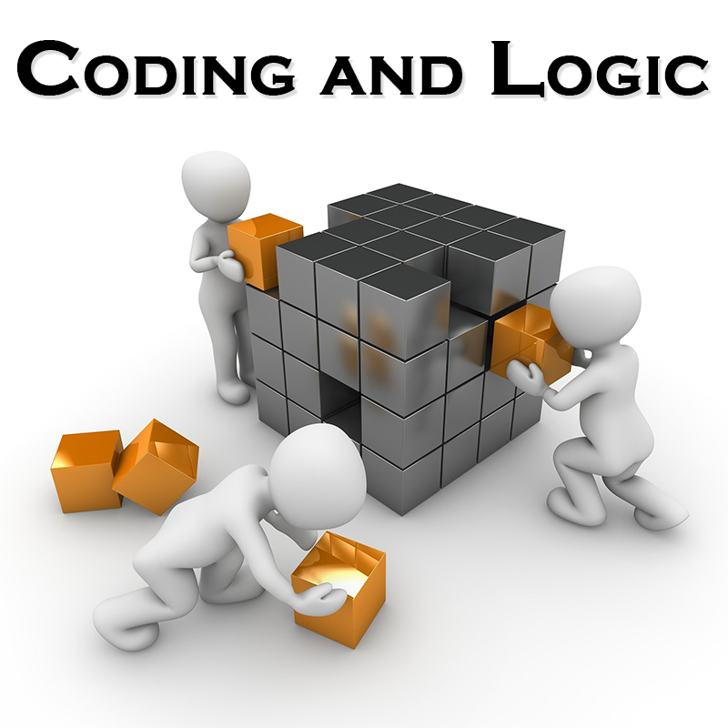 Coding and Logic
