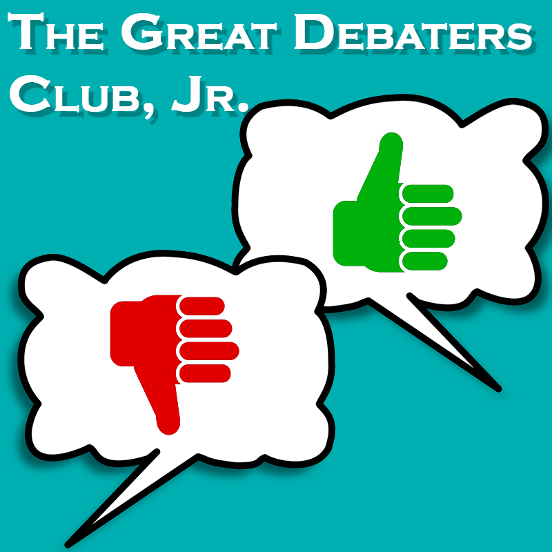 The Great Debaters Club, Jr.